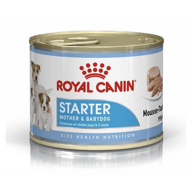 195gr - Starter Mousse Humedo / Royal Canin