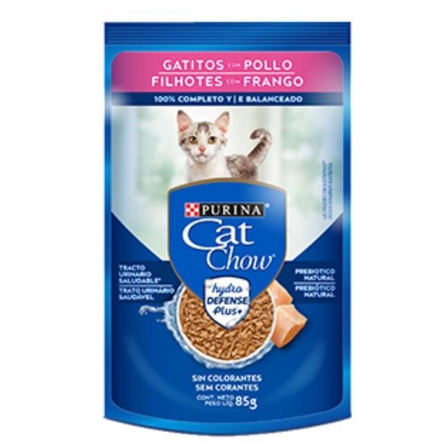 85gr - Gatito Sabor Pollo / Cat Chow