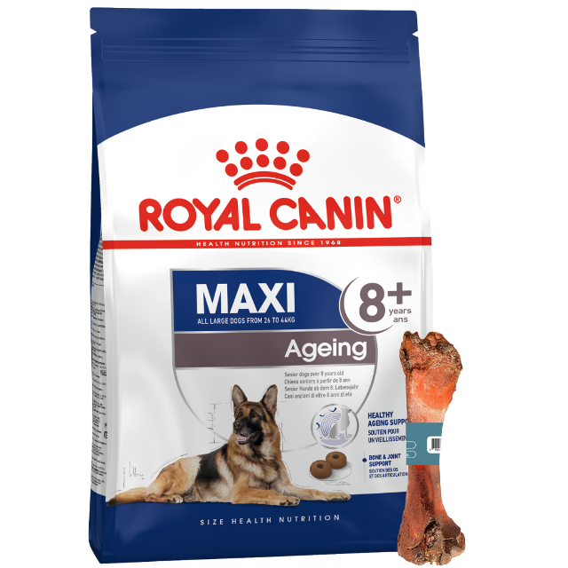 15kg - Maxi Ageing +8 Años / Royal Canin