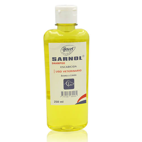 250ml - Shampoo Sarnol / Ifavet