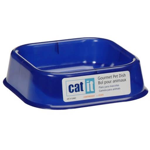Pequeño - Plato de Plastico / Cat It