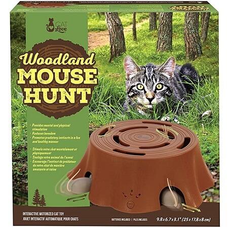 Juguete - Caza Ratones Para Gato / Cat It