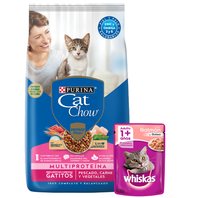 8kg - Gatito / Cat Chow