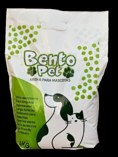 4kg - Arena Sanitaria / Bento Pet