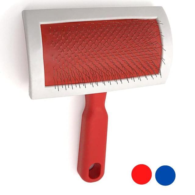 Mediano - Cepillo Para Perros / Pet King