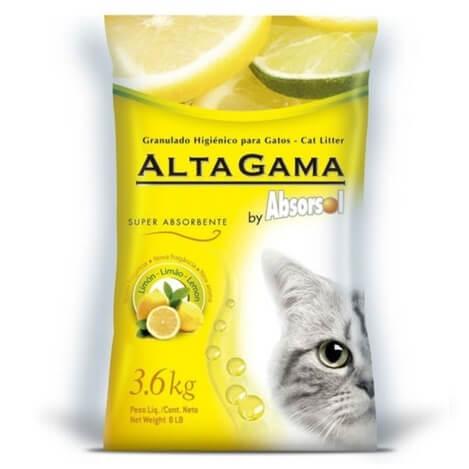 3.6kg - Arena Sanitaria Limon / Altagama