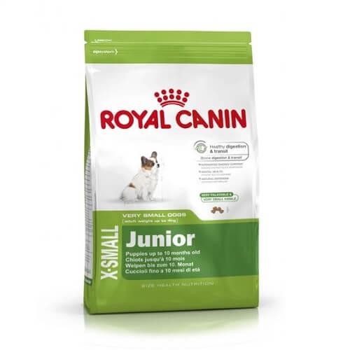 1kg - X small Junior / Royal Canin