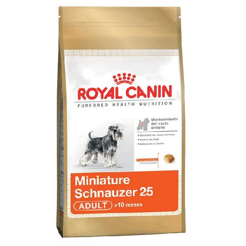 3kg - Schnauzer Adult / Royal Canin