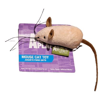 Crema - Raton Juguete / Animal Planet
