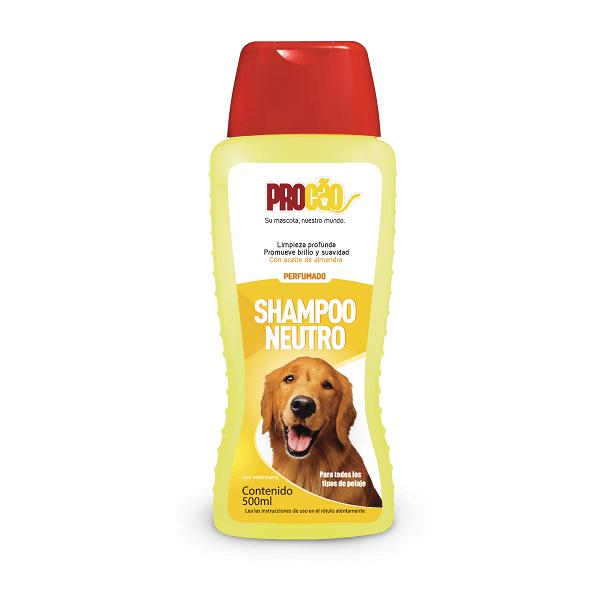 500ml - Shampoo Neutro / Procao