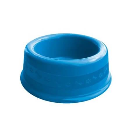 Plato de Plastico Reforzado Azul 600ml  / Furacao