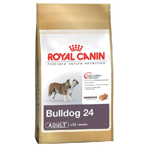 12kg - Bulldog Ingles Adult / Royal Canin