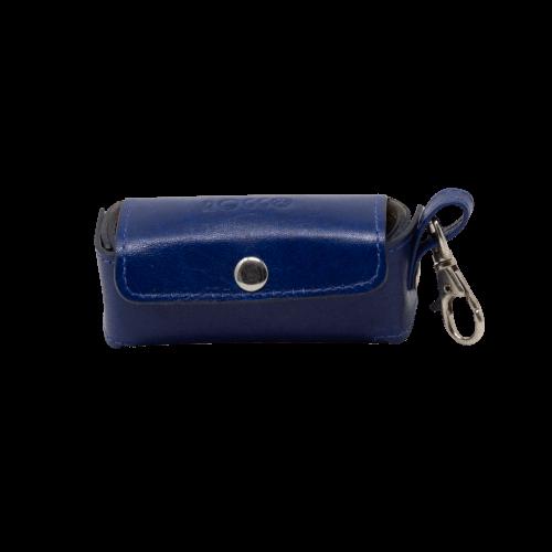 Azul - Dispensador de Bolsas de Cuero / Rocco