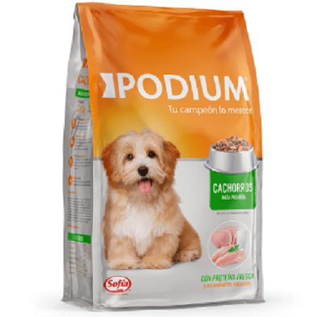 1.4Kg - Cachorro Raza Pequeña / Podium