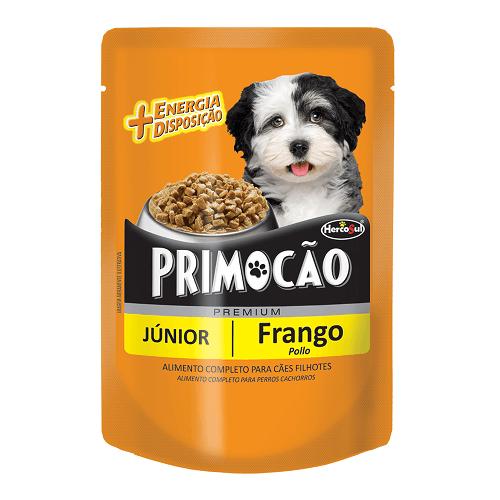 100gr - Cachorro Pollo / Primocao