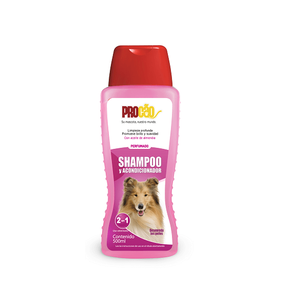 500ml - Shampoo + Acondicionador / Procao