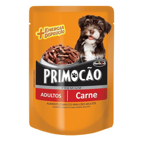100gr - Adulto Carne / Primocao