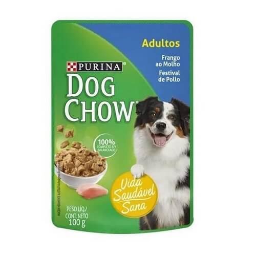 100gr - Adulto Pollo / Dog Chow