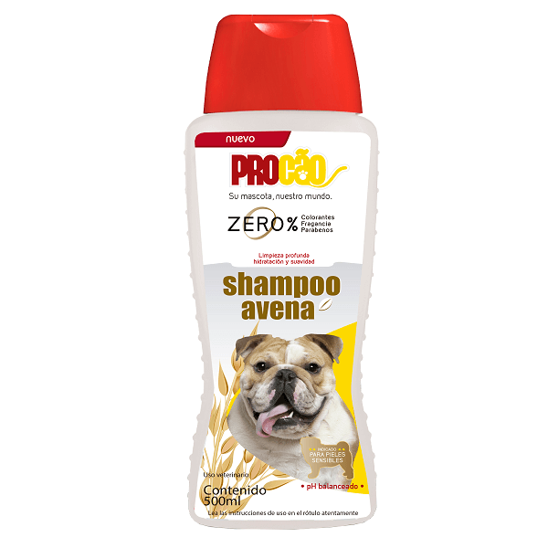 500ml - Shampoo De Avena / Procao