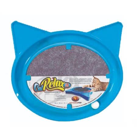 Azul - Rascador Relax Juguete / Furacao