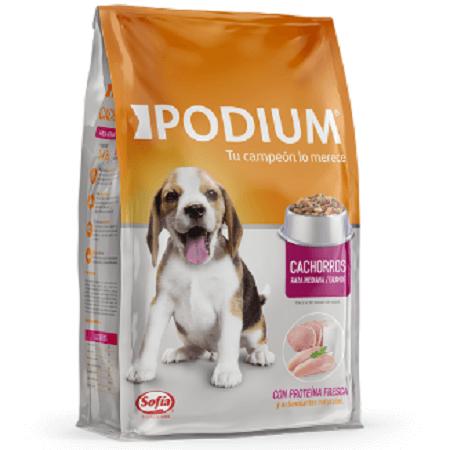 1.4Kg - Cachorro Raza Mediana y Grande / Podium