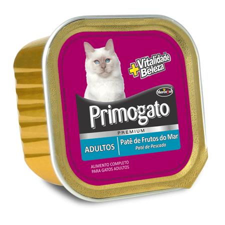 150gr - Pate De Pescado / Primogato