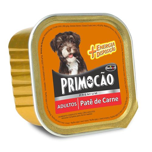 300gr - Pate De Carne / Primocao