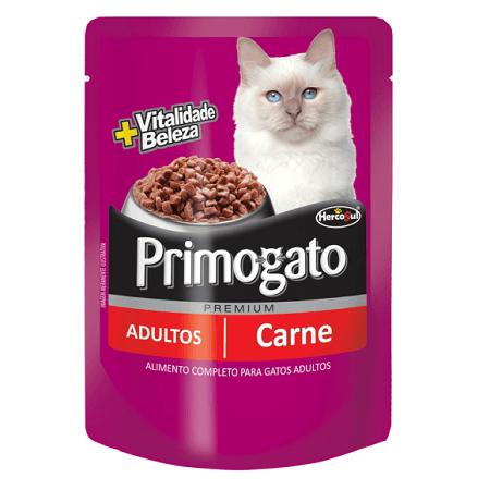 85gr - Sachet De Carne / Primogato