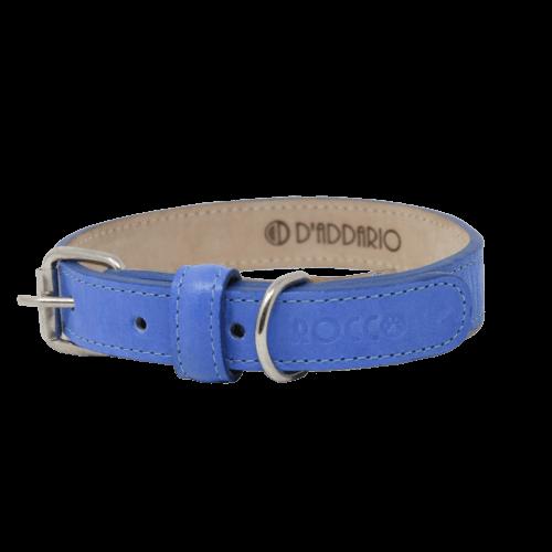 Cuello de 55 a 65cm - Collar Extra Grande Celeste / Rocco