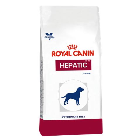 2kg - Hepatic Perro / Royal Canin