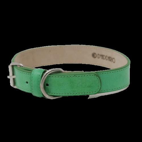 Cuello de 27 a 35cm - Collar Pequeña Verde Primavera / Rocco