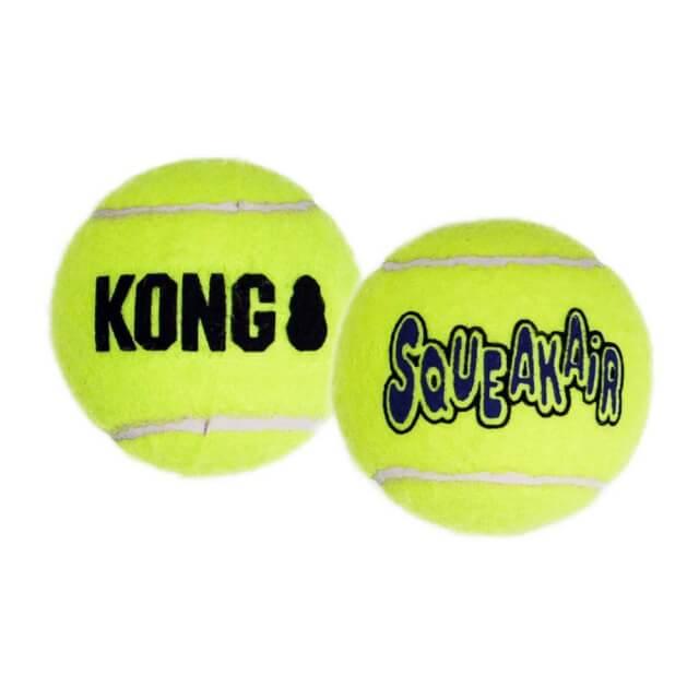 Grande  - SqueakAir Balls (2 Unidades) / Kong