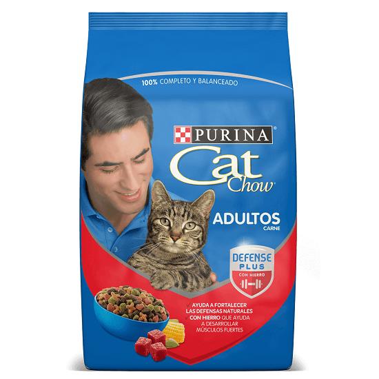 3Kg - Adulto Sabor Carne - Cat Chow