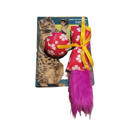 Rosado - Juguete Doble / Animal Planet