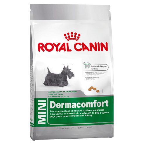 1kg - Mini Dermaconfort Perro / Royal Canin