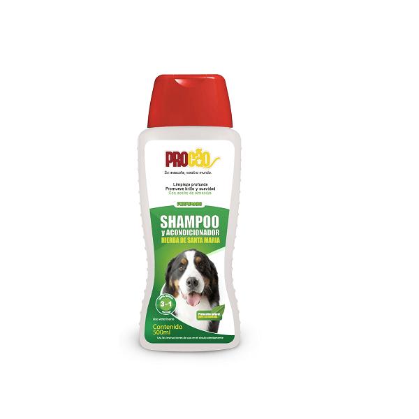 500ml - Shampoo + Acondicionador Hierba de Santa Maria / Procao