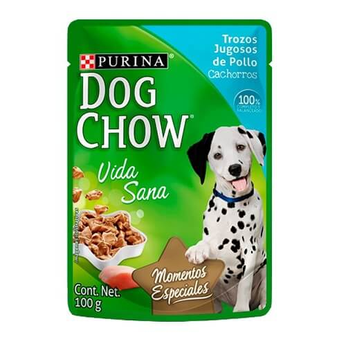 100gr - Cachorro Pollo / Dog Chow
