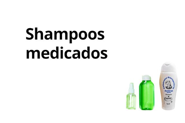 Shampoos Medicados