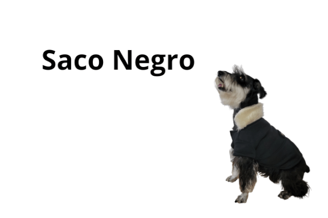 Saco Negro