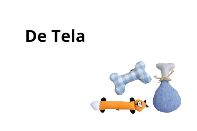 Juuetes de Tela