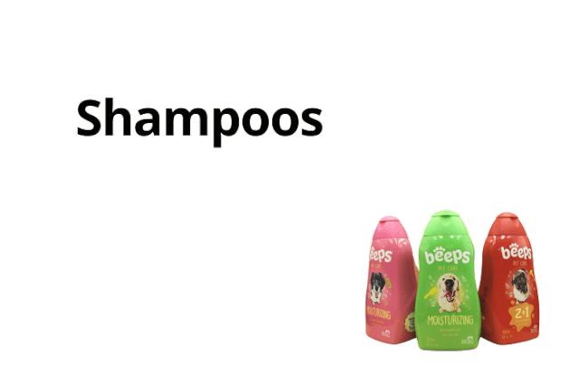 Shampoos y Acondicionadores
