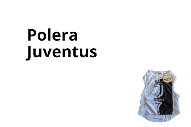 Polera Juventus
