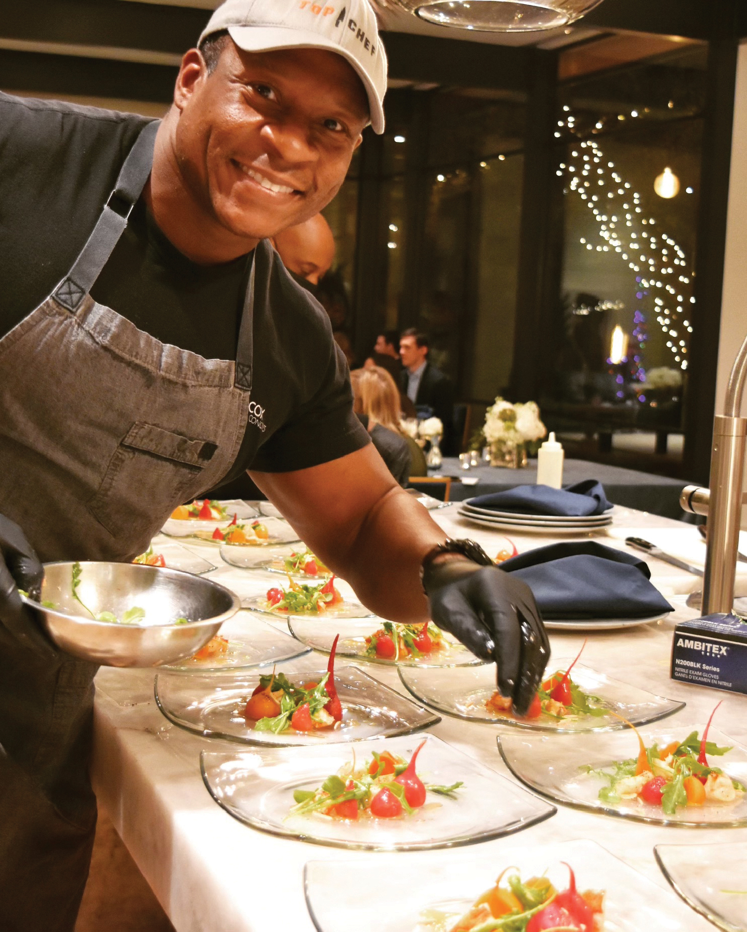 Edgemere Launches Culinary Partnership with Celebrity Chef