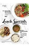 Lunch Specials!