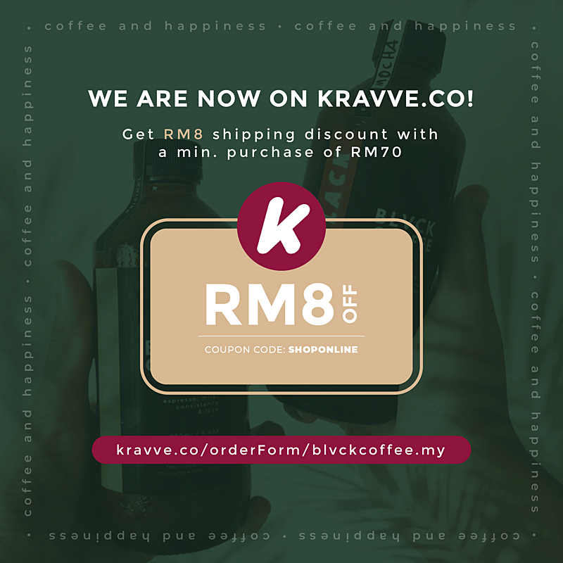 RM8 off delivery fee