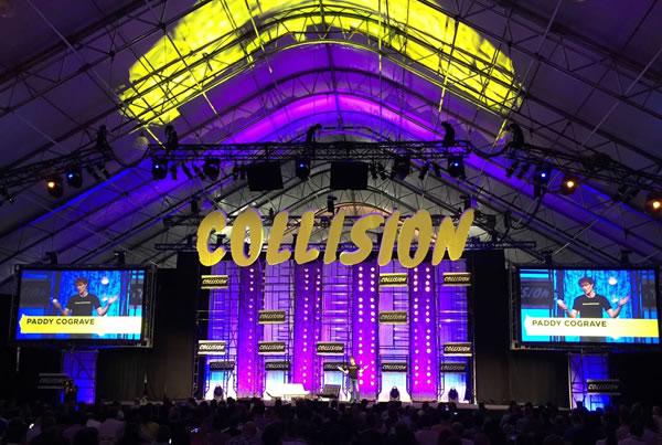 Aplicația ADMA la conferința IT Collision 2015