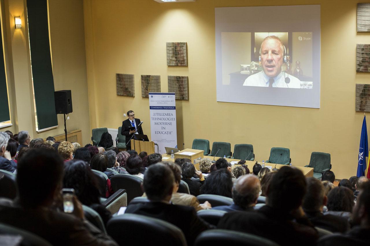 """Conferința Națională """"Utilizarea tehnologiei moderne în educație"""""""