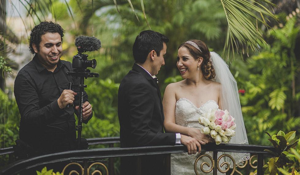 Introducción a las películas de bodas