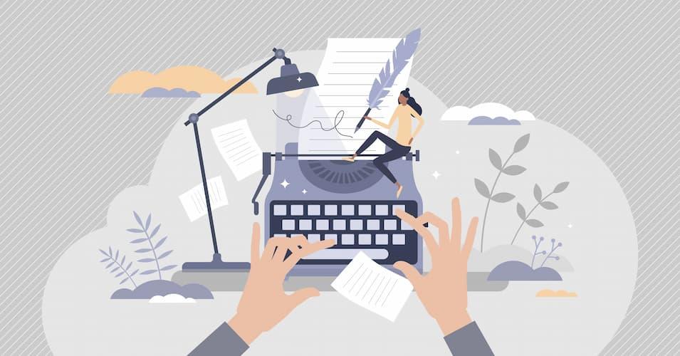 文章を書く仕事10選|進路のパターンや高校生のうち経験値を積む方法も解説