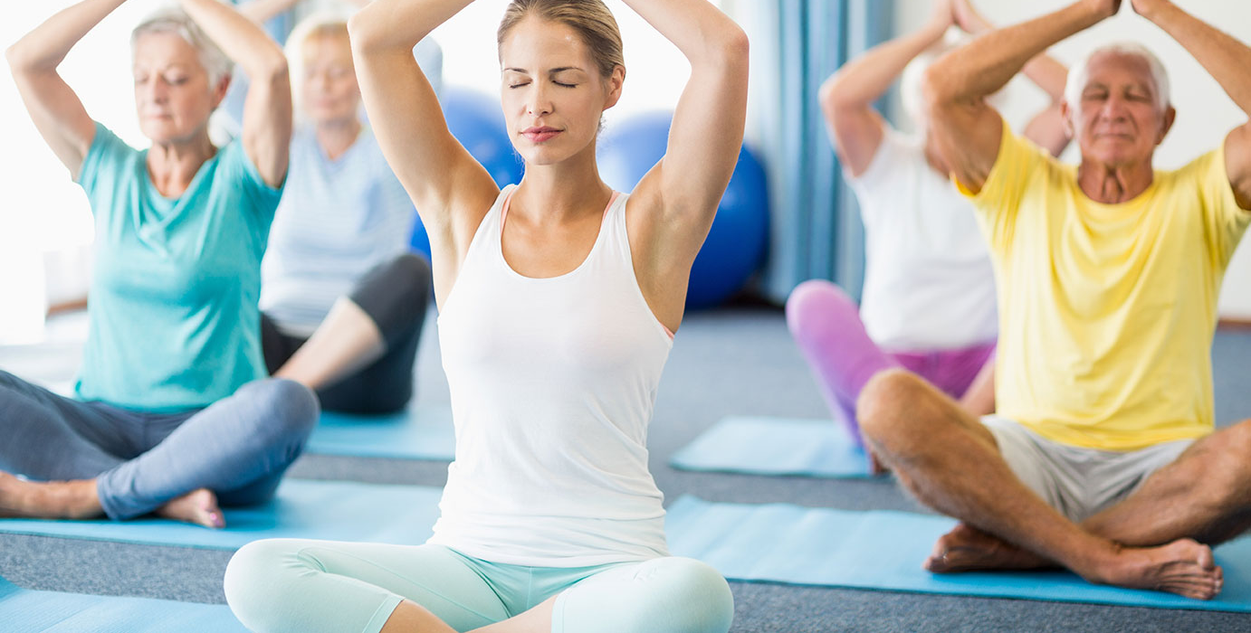 Yoga For Anti-Aging (Part 2)